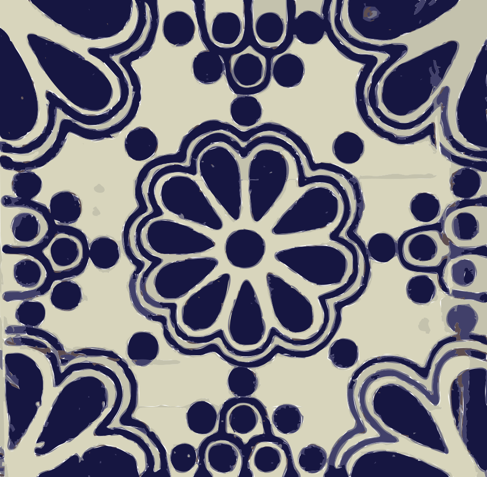 Mexican clipart ornament. Onlinelabels clip art tile