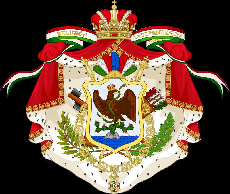 Mexican clipart ornament. Mexico empire alternative history