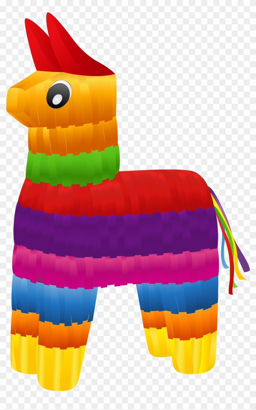 Mexican clipart pinata. Birthday png clip art