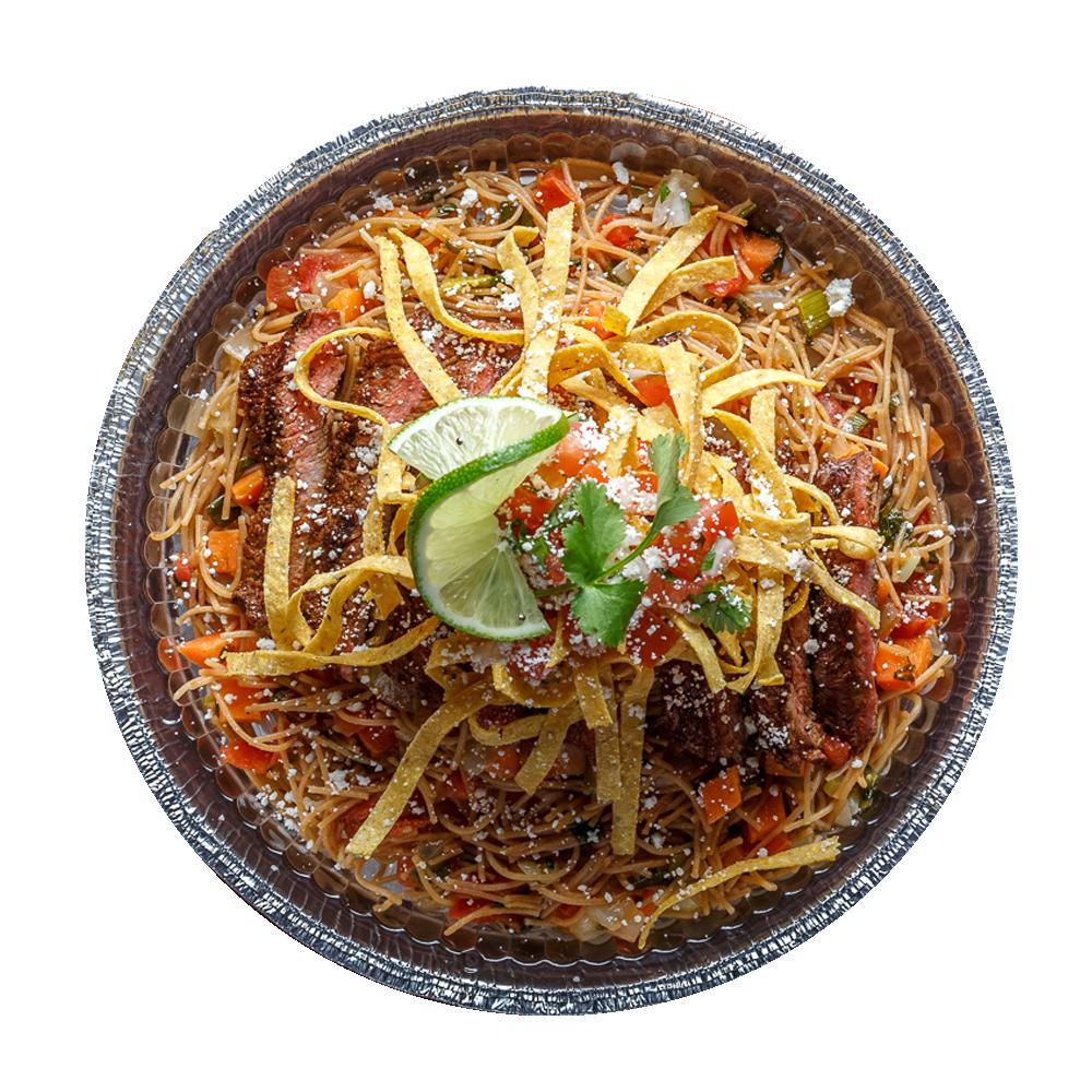Mexican clipart tostada. Cafe rio grill pasta