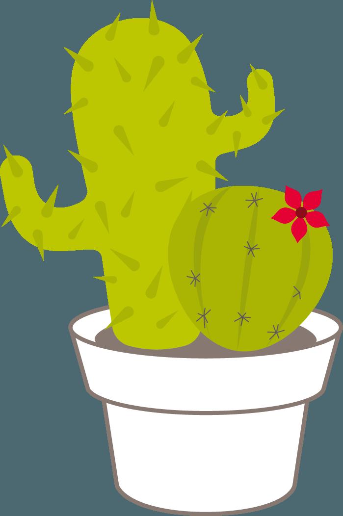 Cactus anewspring can a. Mexico clipart nopal