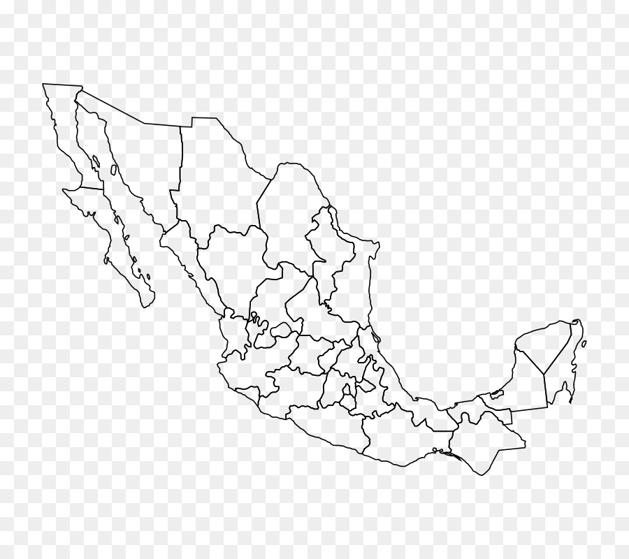 Road cartoon map white. Mexico clipart outline mexico
