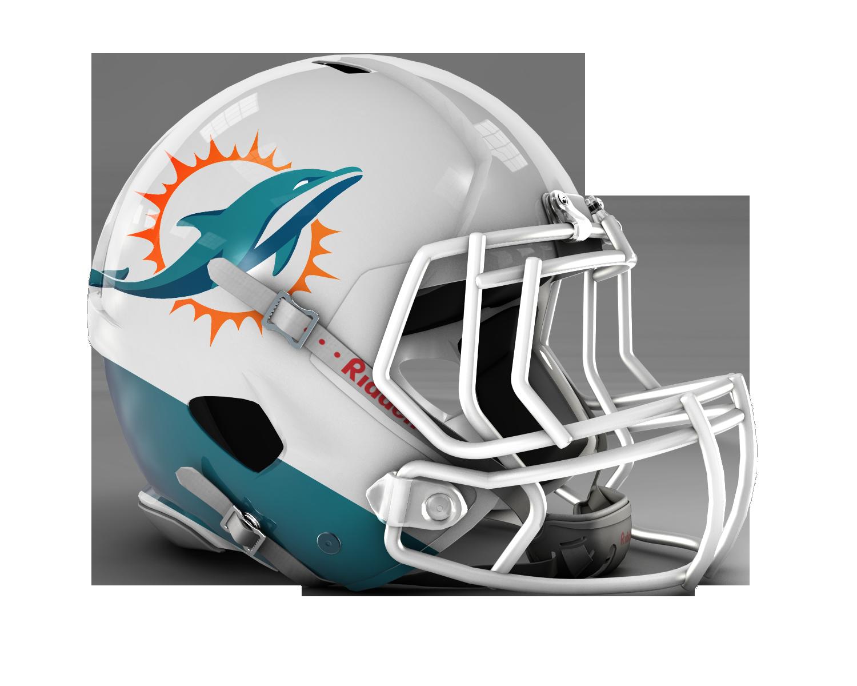 Nfl football atlanta falcons. Miami dolphins helmet png