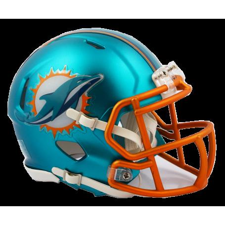 Blaze alternate speed mini. Miami dolphins helmet png