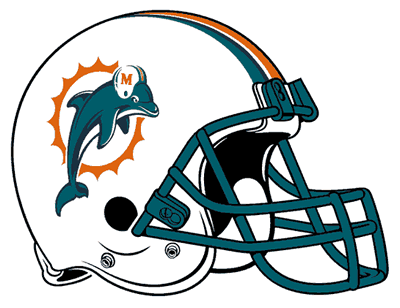 Image american football wiki. Miami dolphins helmet png