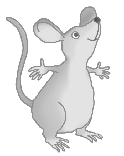 Mouse clip art history. Mice clipart