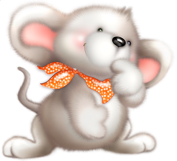 mice clipart easy