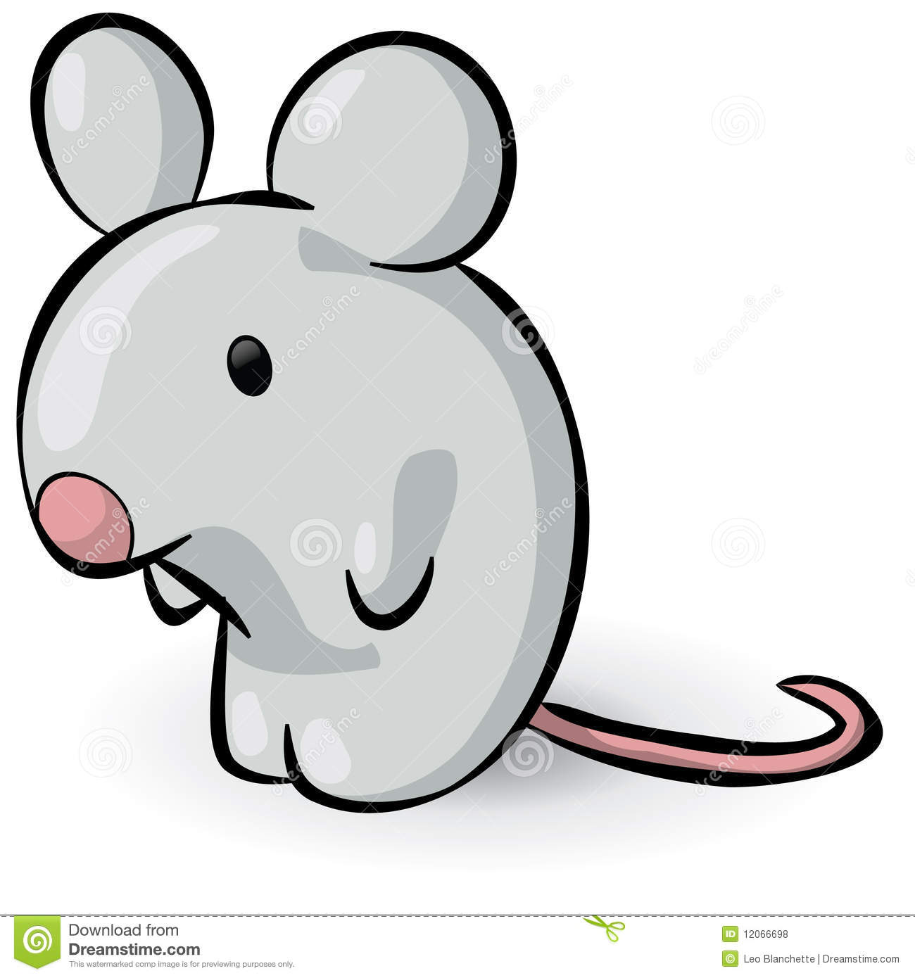Pictures of cartoon mice. Rat clipart little mouse