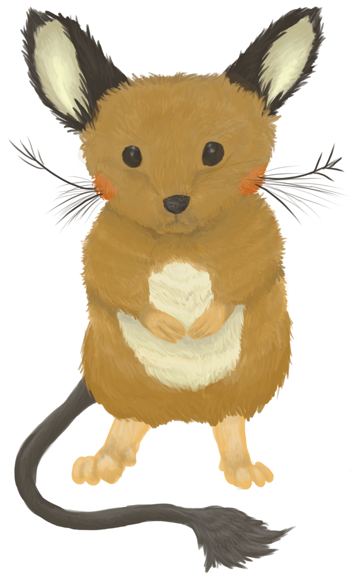 Mice clipart realistic. Dedenne by purpleillusion on