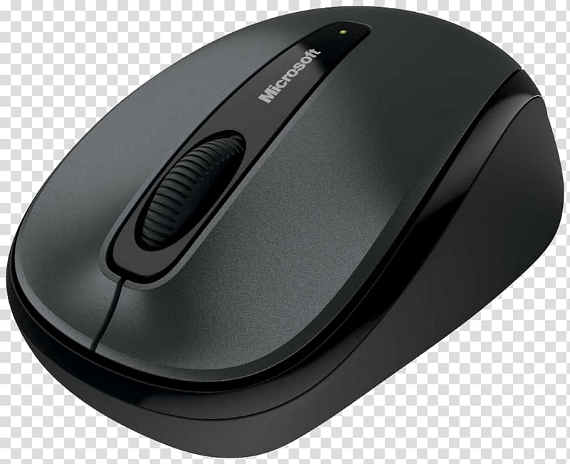 Mice clipart wireless mouse. Black microsoft computer