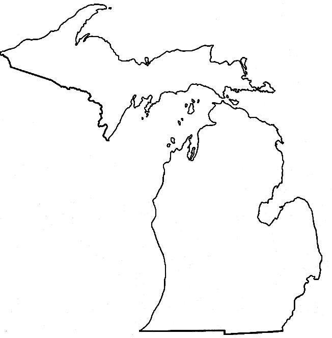 Michigan clipart. Clip art free panda