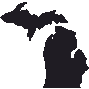 Michigan clipart.  collection of high