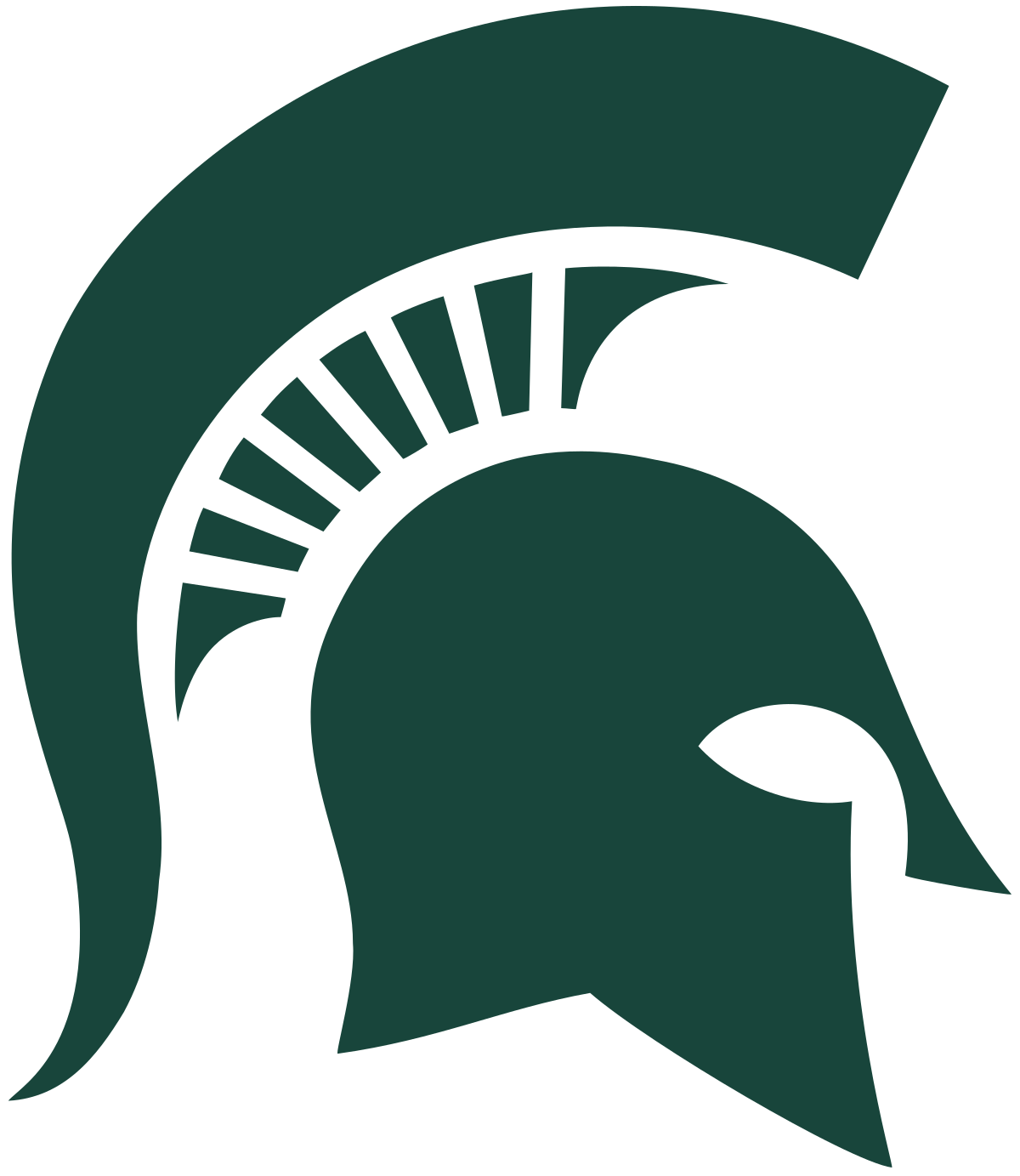 Michigan state spartans wikipedia. Spartan clipart warrior logo