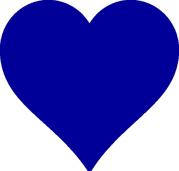 Michigan clipart heart. Blue clip art at