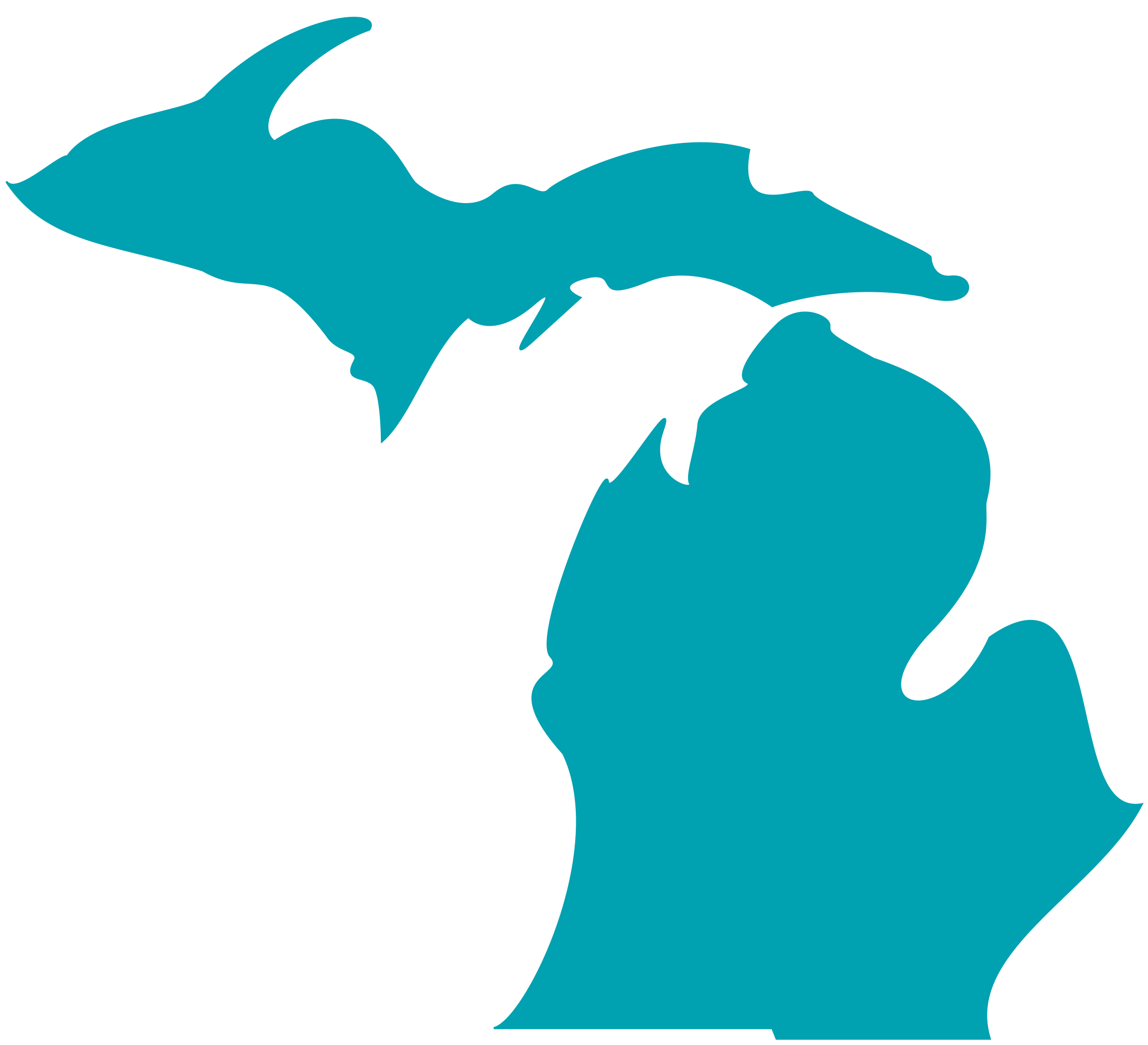 Mittens clipart teal.  collection of michigan