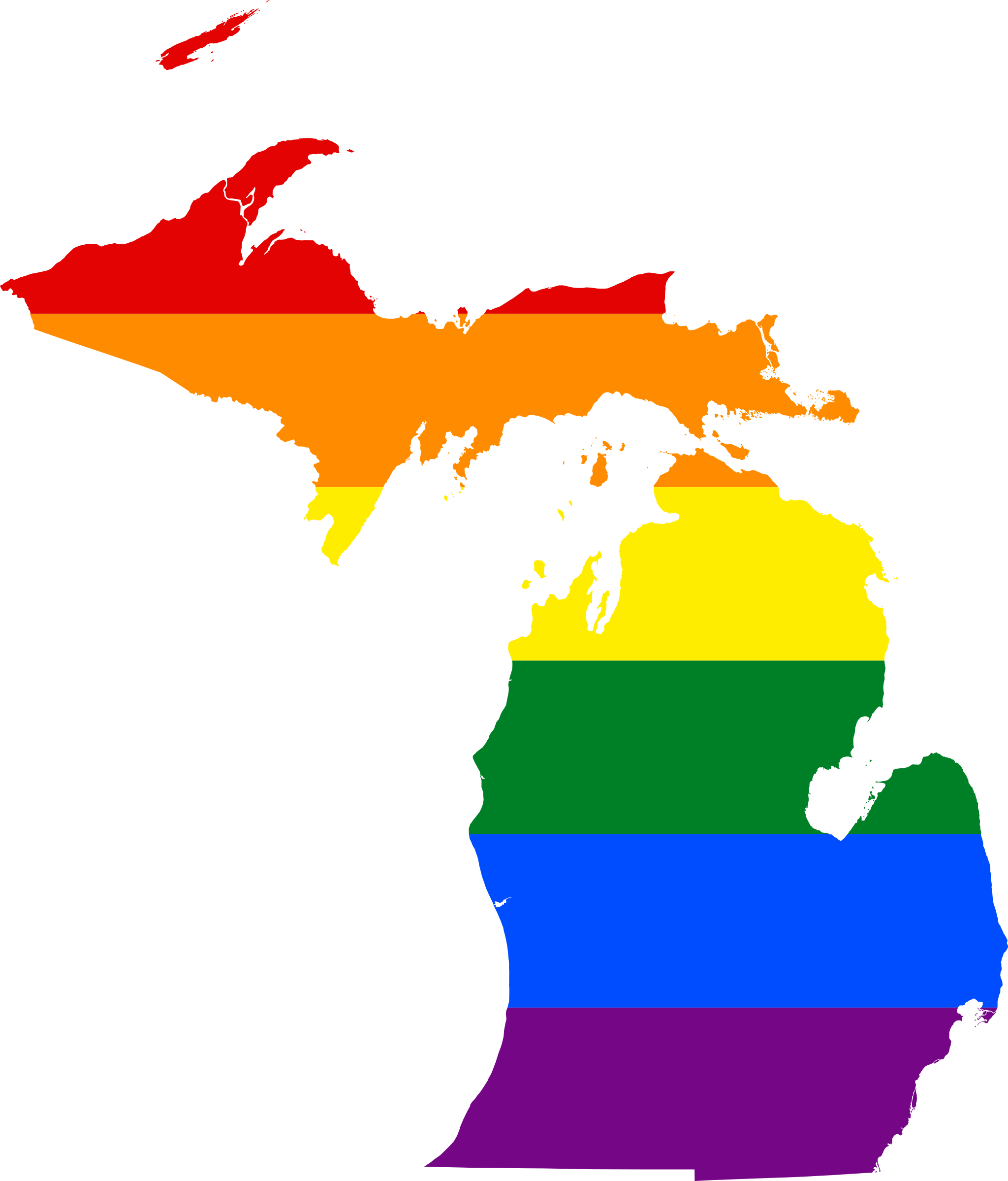 Michigan clipart mitten. Best photos of outline