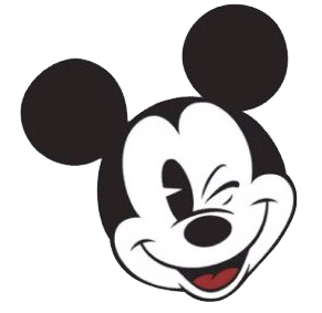 Mickey clipart. Mouse face clip art