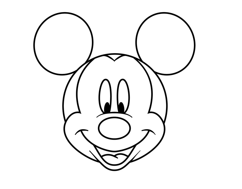 Mickey clipart drawing. Free mouse download clip