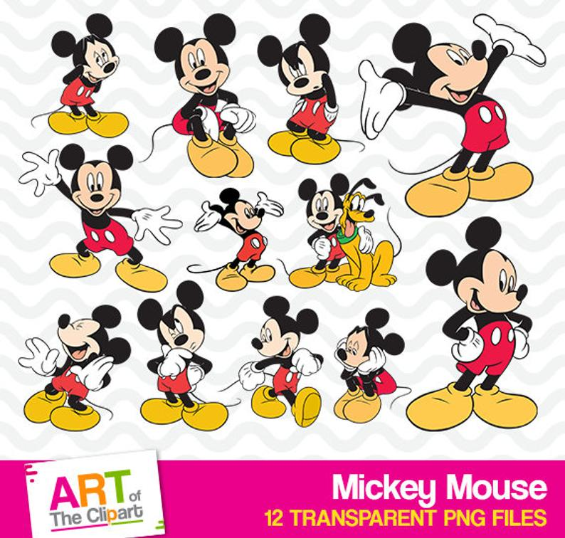 Mickey clipart high quality. Mouse resolution images birthday