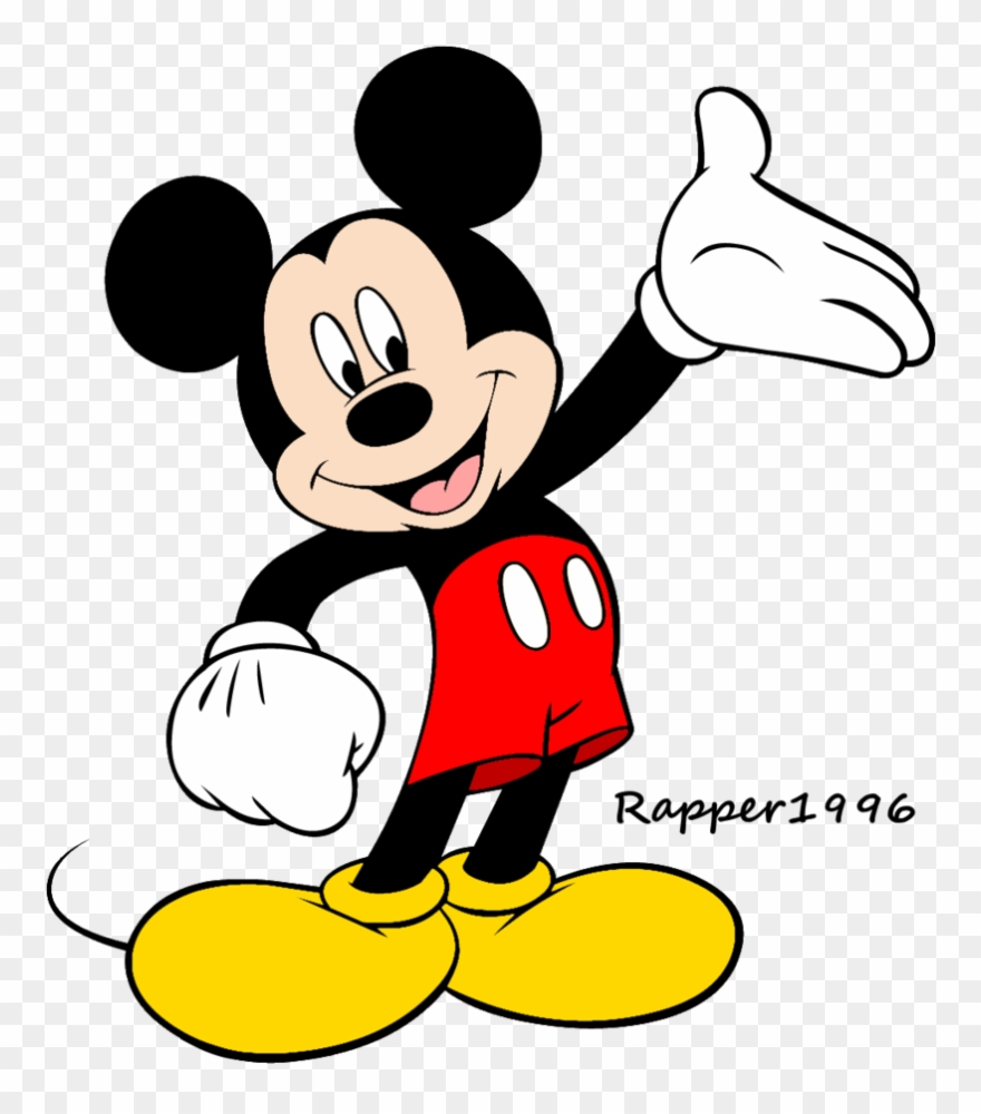 Coloring pages disney . Mickey clipart mickey mouse