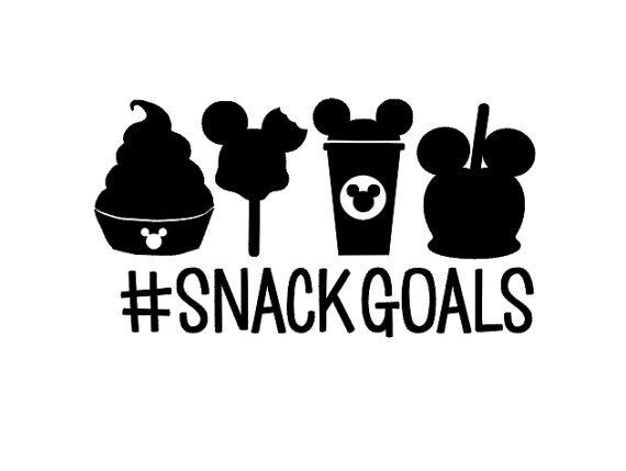 Pin by mary ann. Mickey clipart snack