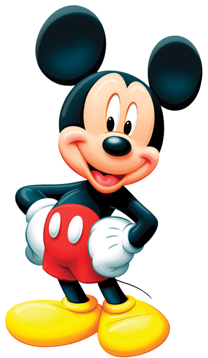 Mickey mouse png images. Transparent pluspng download