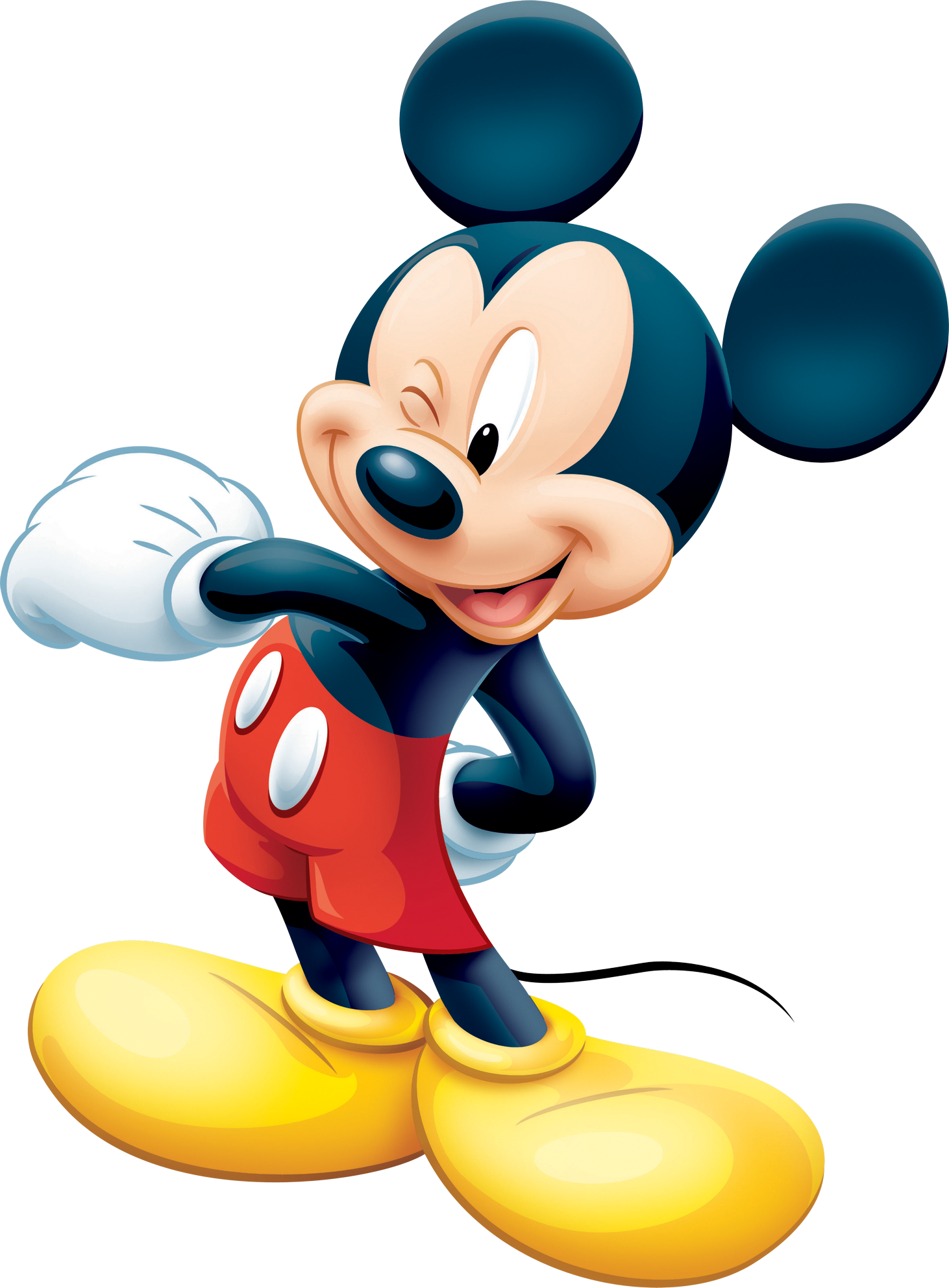 Mickey mouse png images. Image purepng free transparent