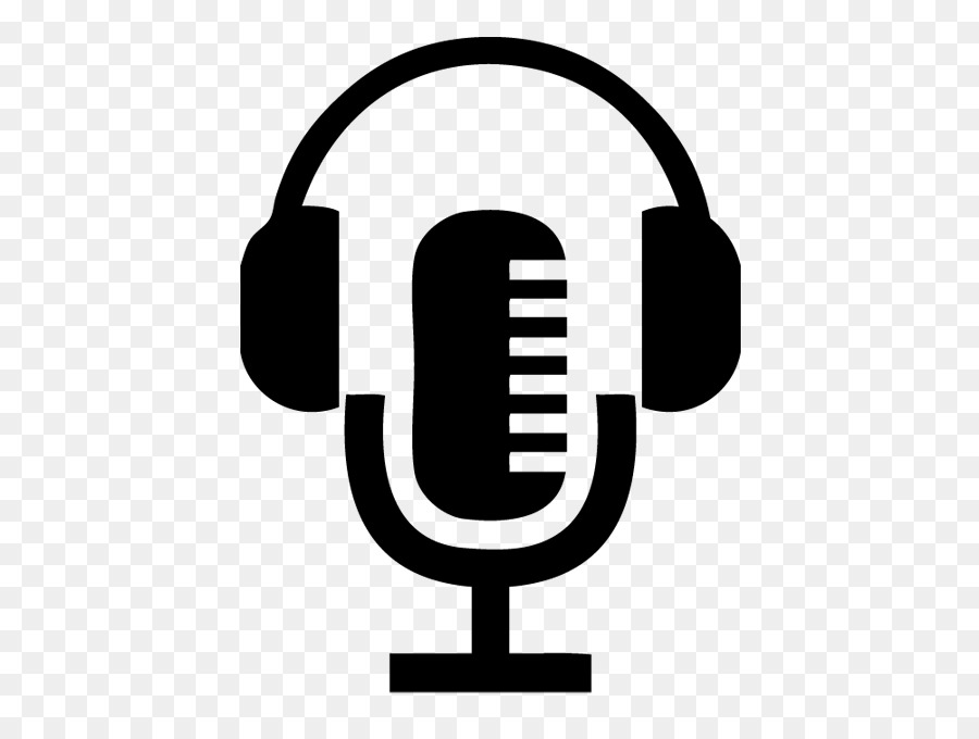 Microphone clipart. Podcast youtube chicago center