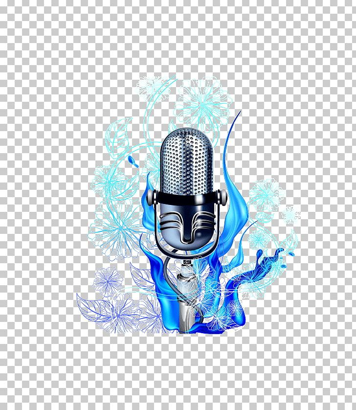 Poster png art audio. Microphone clipart abstract