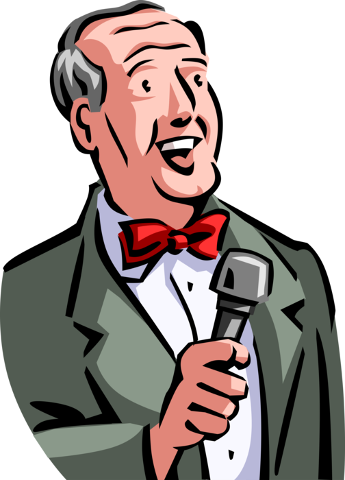 microphone clipart announcement