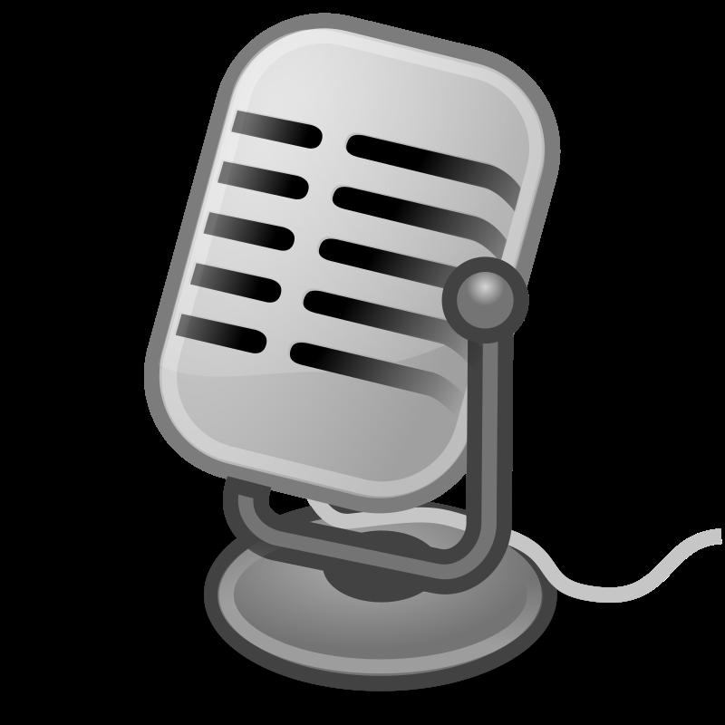 Microphone cute