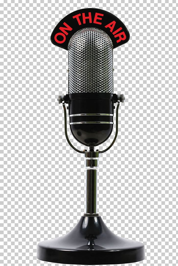 Microphone clipart on air. Golden age of radio