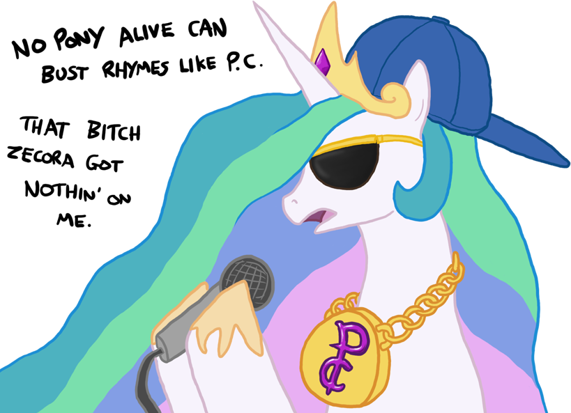 artist paper pony. Necklace clipart rapper