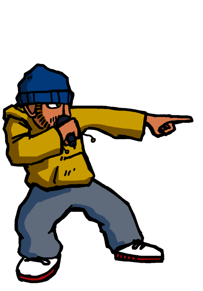 Youtube clipart rap.  collection of battle