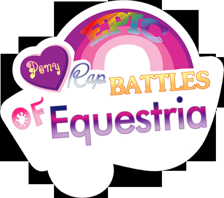 Microphone clipart rap battle. Epic pony battles of