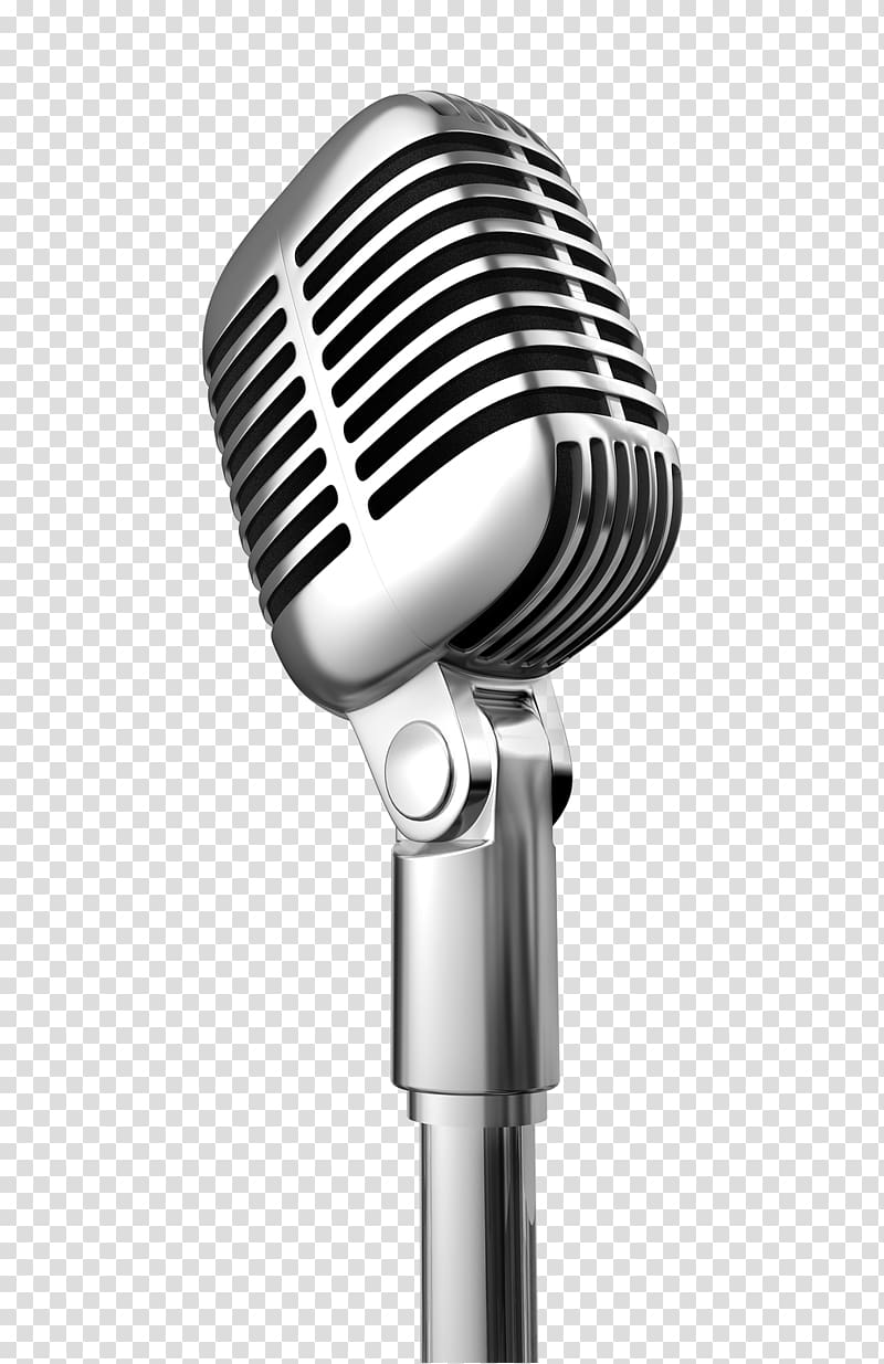 Microphone clipart recording studio mic. Transparent background png