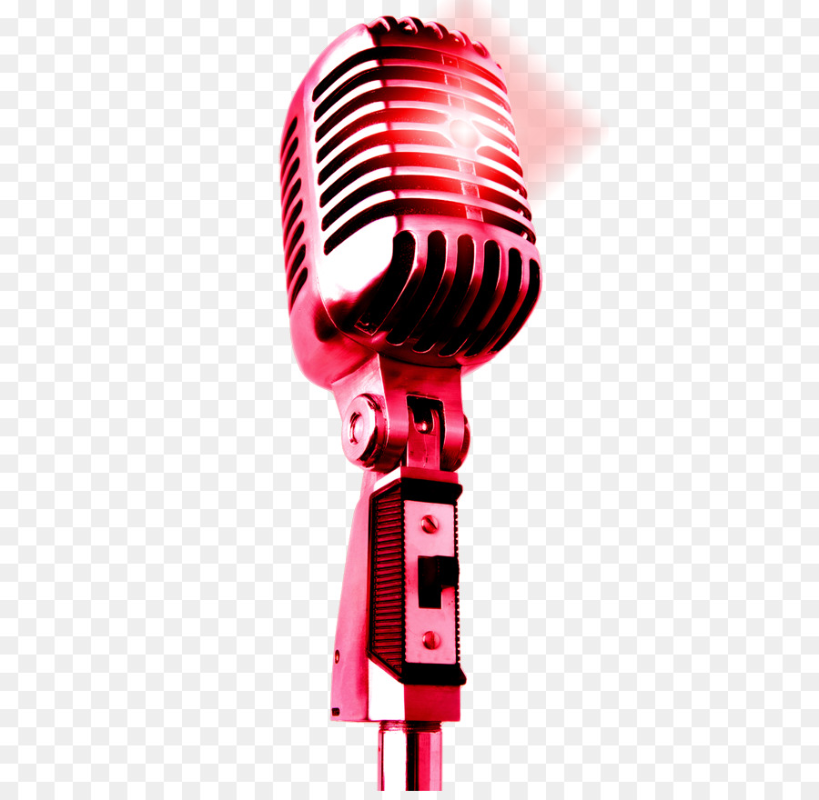 Png free . Singer clipart microphone