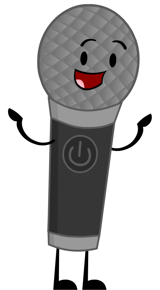 Image png the koopatroopaman. Microphone clipart talk show