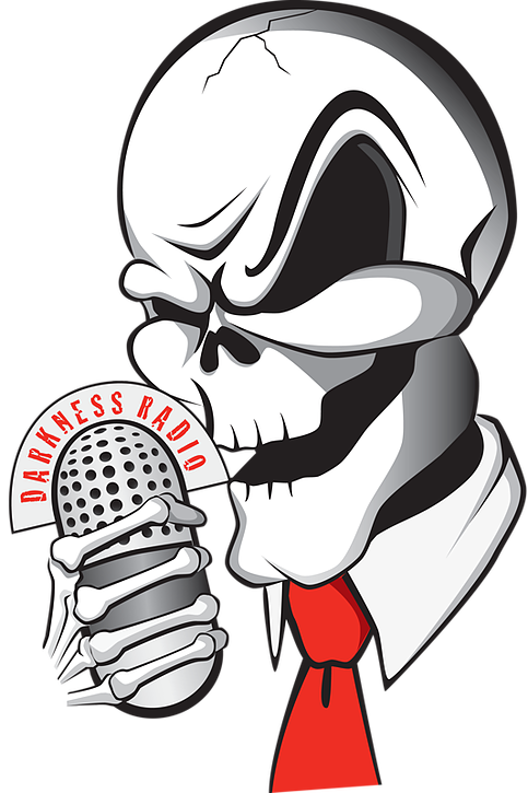 Contact the darkness team. Microphone clipart talk show