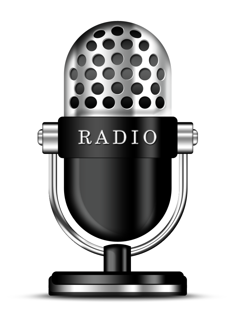Microphone clipart talk show. Official web site of