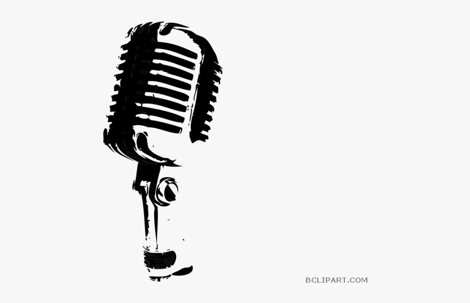 Vector Illustration Of Isolated Retro, Vintage Microphone. Royalty Free  Cliparts, Vectors, And Stock Illustration. Image 33901835.
