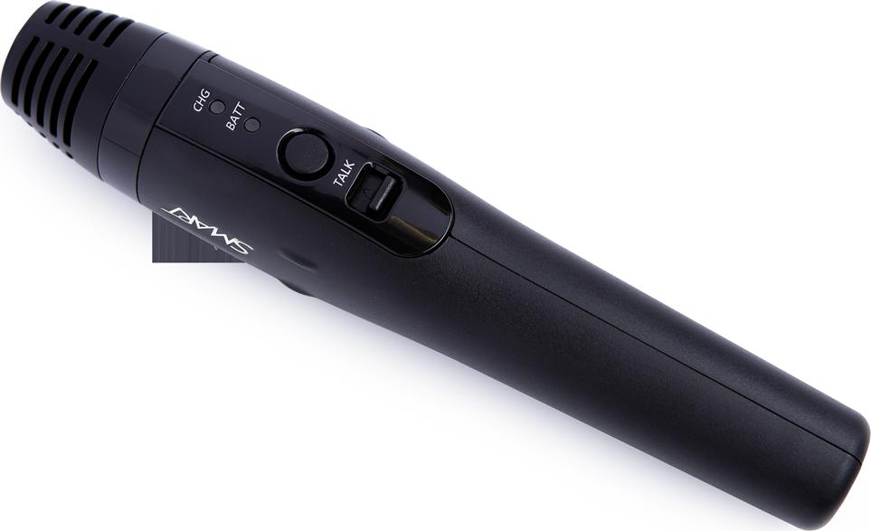 Microphone clipart wireless microphone. Audio smart technologies handheld