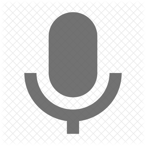 Mic business finance icons. Microphone icon png