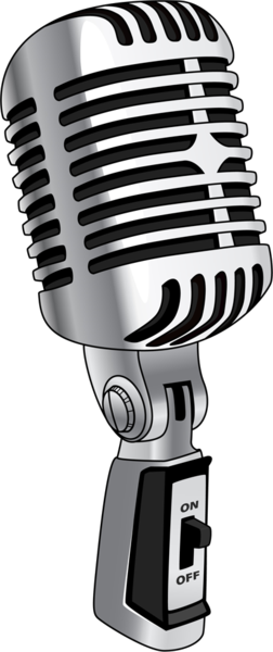 Microphone vector png. Psd official psds