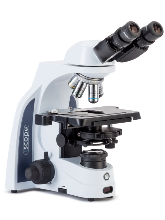 Microscope clipart biomed. Iscope euromex isplphi