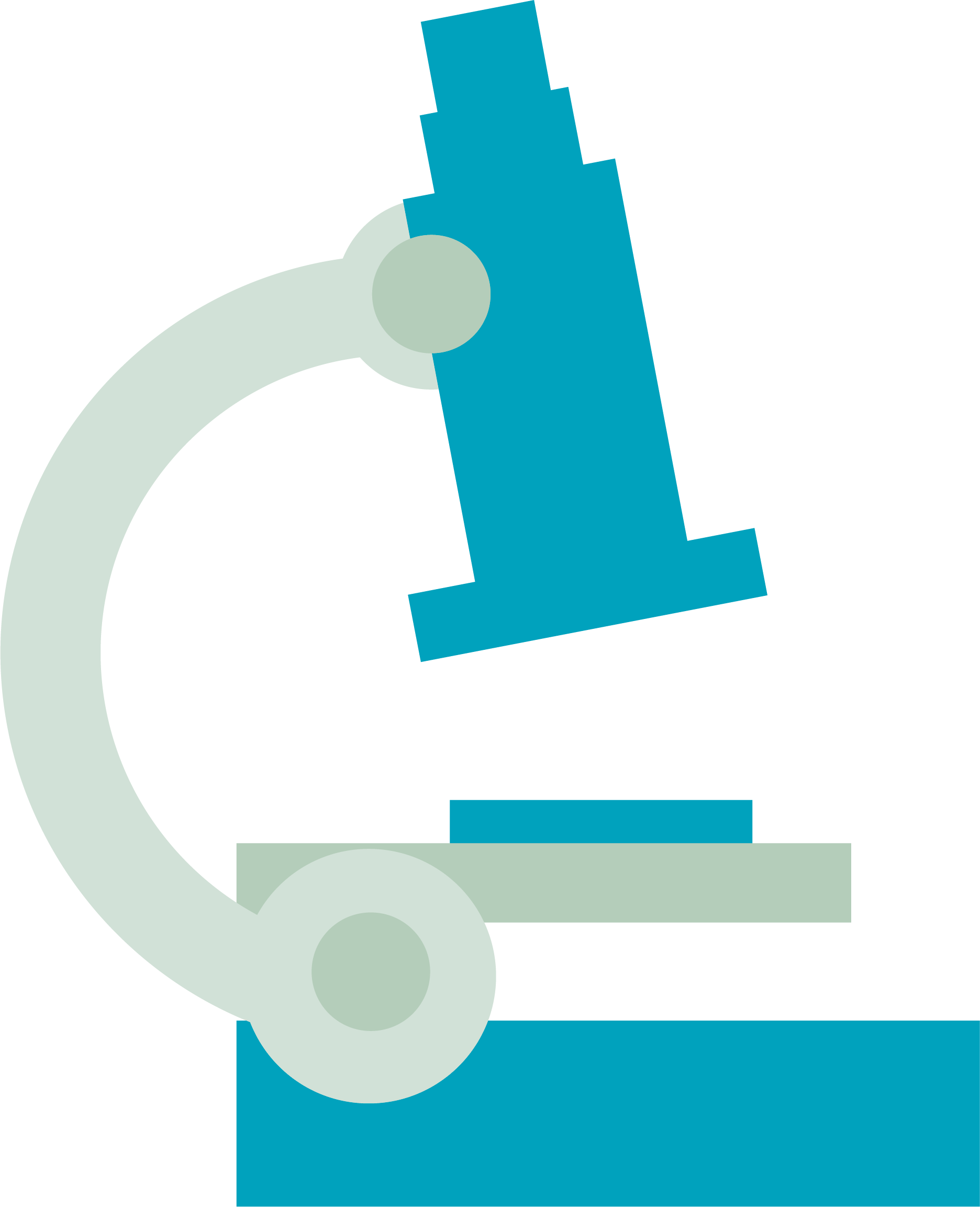 Cartoon transprent png free. Microscope clipart biomed