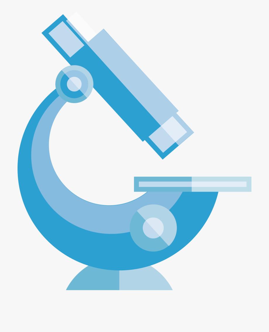 Graphic design cliparts . Microscope clipart biomed