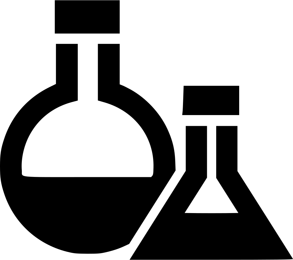 Beaker flask chemistry svg. Spaceship clipart physics
