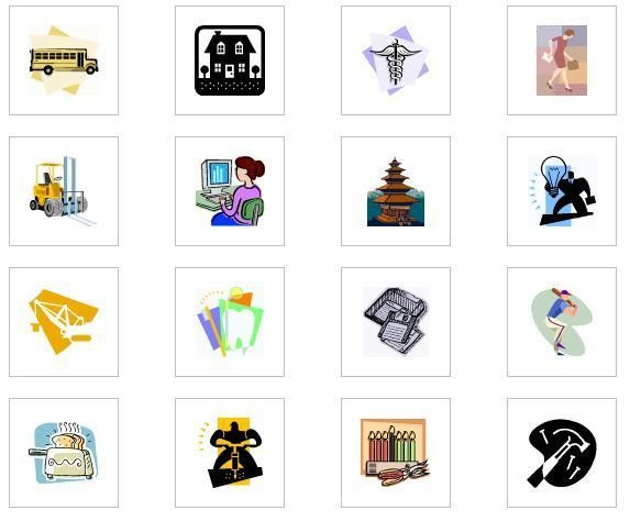 Microsoft clipart. Says goodbye to clip