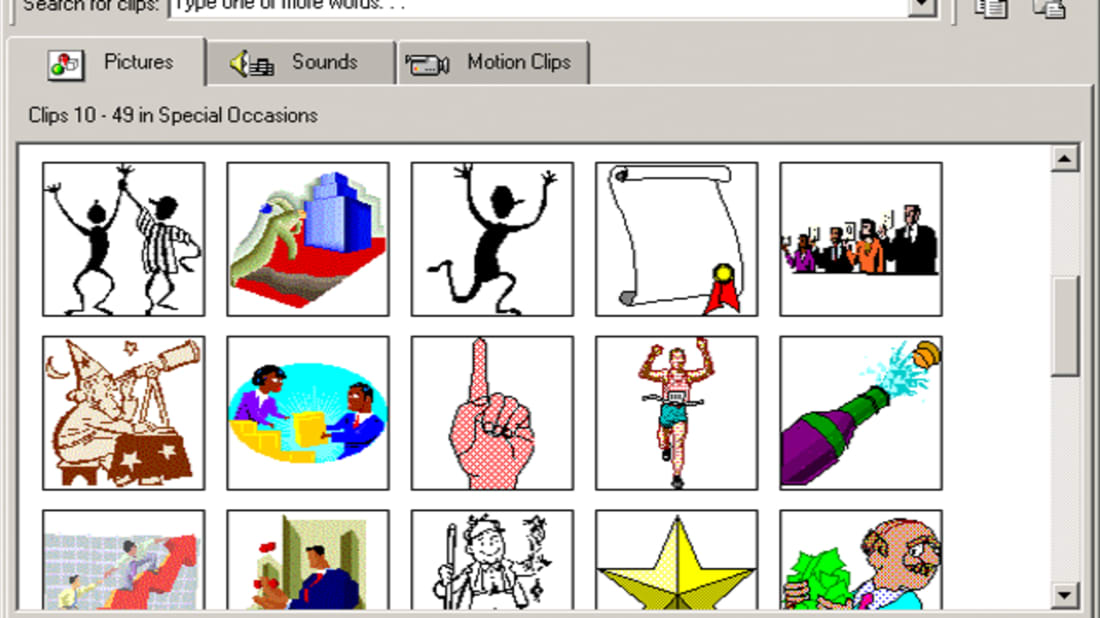 Words clipart word ms. Microsoft is shutting down